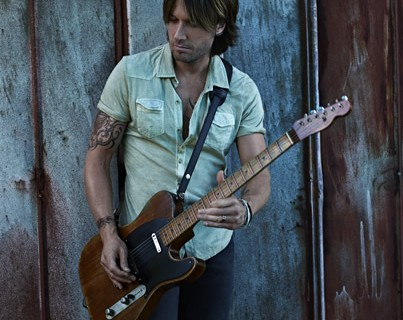 Take a Tour of Keith Urban