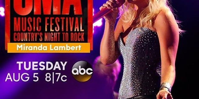 CMA Music Festival TV Special airs tonight at 8/7c on ABC!  #CMAfest #DVR @cma