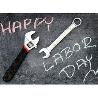 Have a safe and Happy Labor Day weekend!  #laborday
