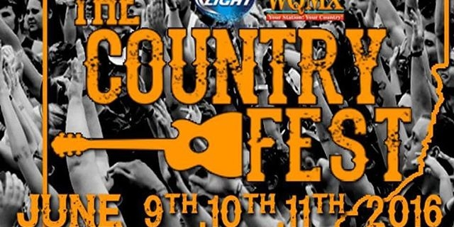 Just Announced: Justin Moore, Brantley Gilbert & Eric Church!  Will headline The Country Fest Ohio 2016!  June 9, 10 and 11. Who's going?  #justinmoore  #brantleygilbert  #ericchurch  #countryfest  @countryfestohio