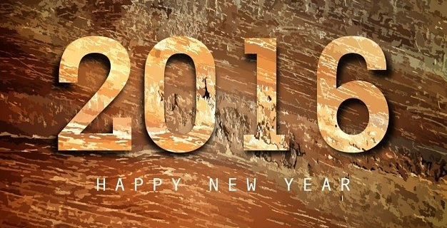 Happy New Year 2016!  #hello2016  #happynewyear  #2016
