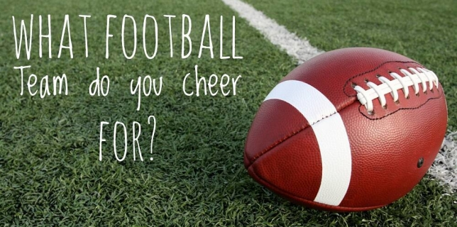 What football team do you cheer for? (High School, College or Professional team) #Football #kickincountry