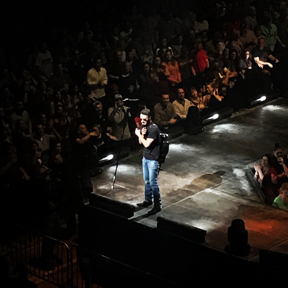 @ericchurchmusic on his Holdin' My Own Tour as he stops in Cleveland, Ohio #ericchurch #carolina #cleveland #holdinmyowntour #kickincountry