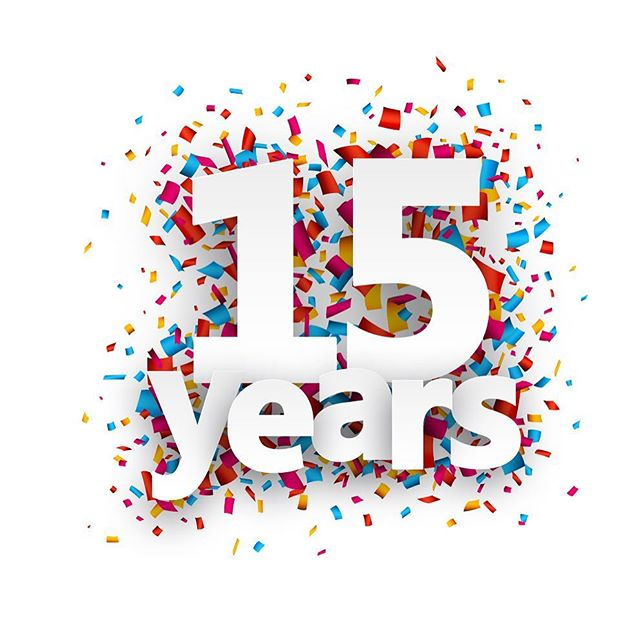 Wow 15 years!! Happy Anniversary Kickin' Country! Thank you to all our fans!  #kickincountry #happyanniversary #countrymusic #15years