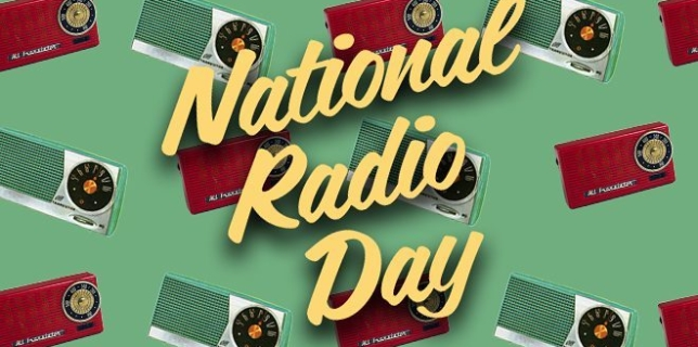 National Radio Day! Thank you for listening to KickinCountry.com! #nationalradioday  #countrymusic #radio